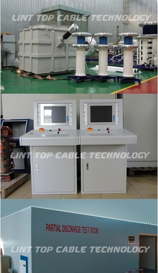 Hv Partial Discharge Test System