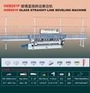 Hxm261p Glass Straight Line Beveling Machine
