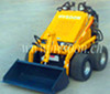 Hy380 Mini Skid Steer Loader And Atachments