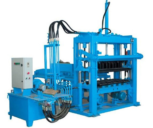 Hydraulic Colorful Block Machinery Qty3000 Made In China Curbstone Making M