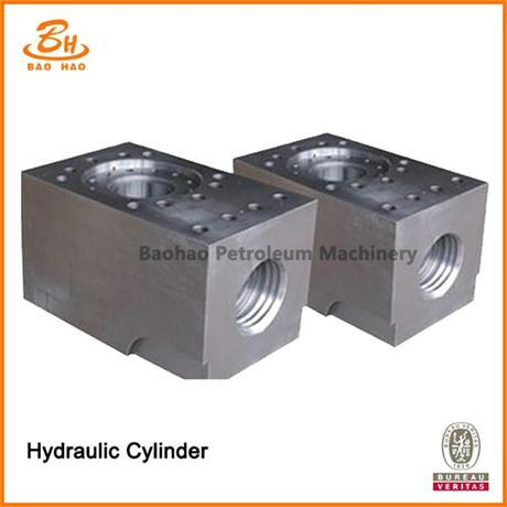 Hydraulic Cylinder For Oil Drilling Mud Pump Parts