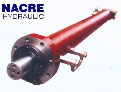 Hydraulic Cylinder Used In Trailer Pump