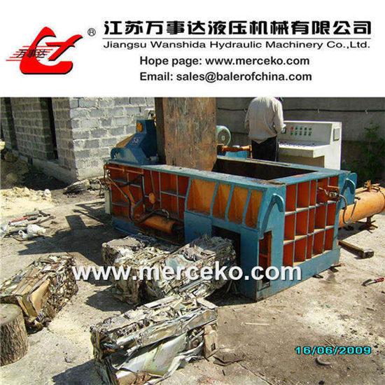Hydraulic Scrap Baling Press Y83 T 125z