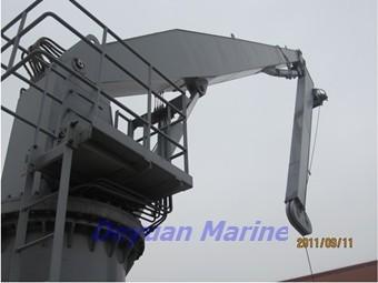 Hydraulic Ship Crane