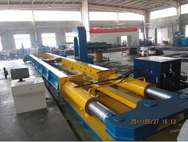 Hydraulic Tensile Test Machine Sln