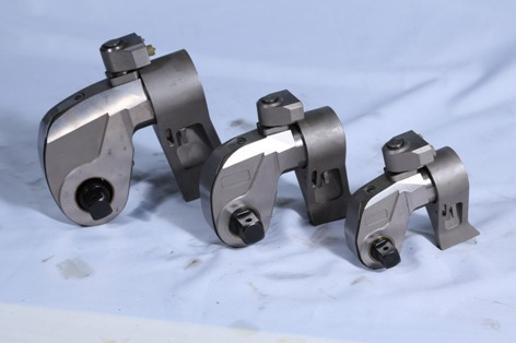 Hydraulic Torque Wrench Square Drive Hexagon Link