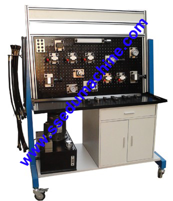 Hydraulic Training Workbench