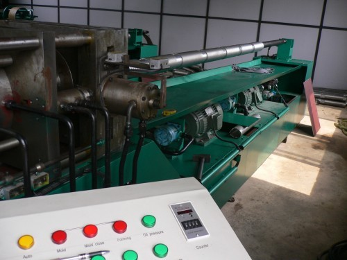 Hydro Hose And Bellow Forming Machine