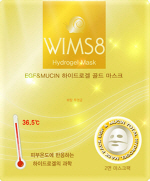 Hydrogel Total Care Gold Mask