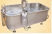 Hydrotherapy Tank Rectangular Shape