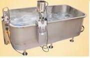 Hydrotherapy Tank Rectangular Shape