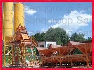 Hzs25 Concrete Mixng Plant