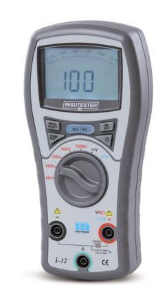 I 12 Digital Insulation Tester