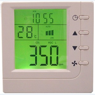 Iaq Indoor Air Quality Controller Switch Kf 800f