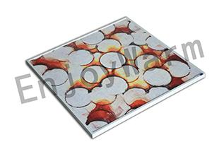 Ic Series Uv Print On Pet Carbon Crystal Installation