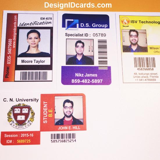 Id Card Printing Utility
