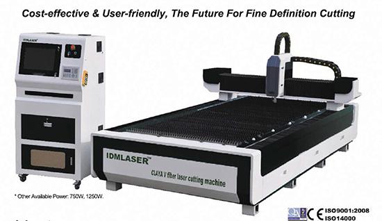 Idmlaser Claya V 1325 500w Fiber Laser Cutting Machine