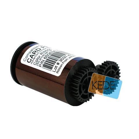 Idp Smart 650634 Ymcko Color Ribbon