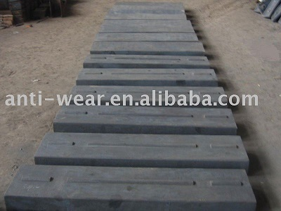 Impact Plate For Crusher Wear Parts