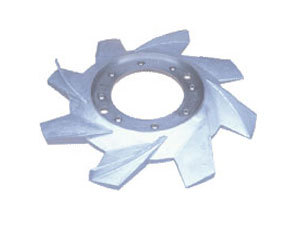 Impellers Manufacturer Slit Hole