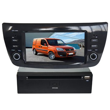 In Dash Car Dvd Player Wholesale Manufacturer For Fiat Doblo