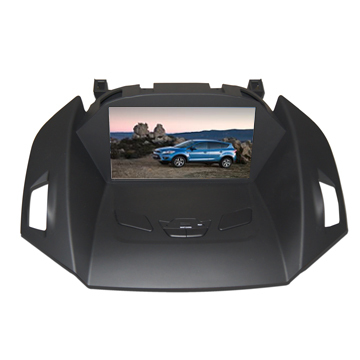 In Dash Car Gps Dvd Player Manufacturer Ford Kuga With Bluetooth Usb Sd Ipo