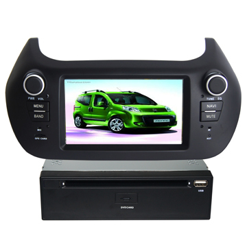 In Dash Gps Car Player Wholesale Dvd Supplier Special For Fiat Fiorino