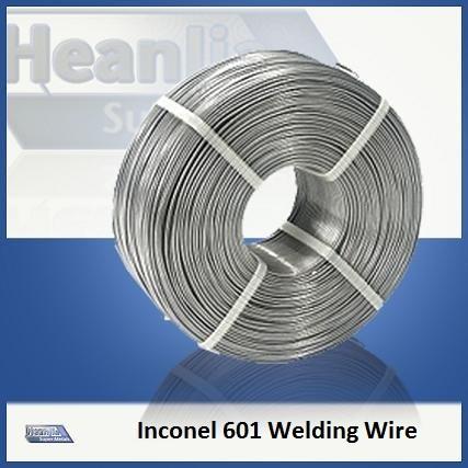 Corrosion Resistant Alloys Inconel 601 Wire