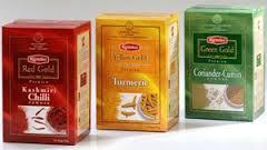 Indian Spices Form Ramdev Food