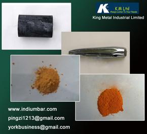 Indium Selenide Telluride Antimonide Arsenide
