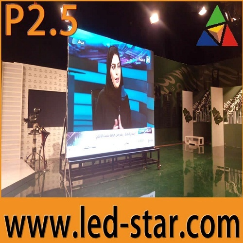 Indoor Led Display Screens For Stage Background