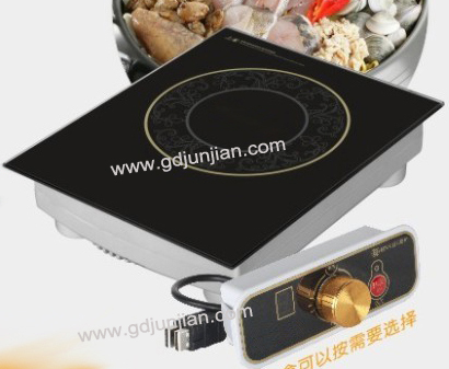 Induction Cooktop For Restaurant