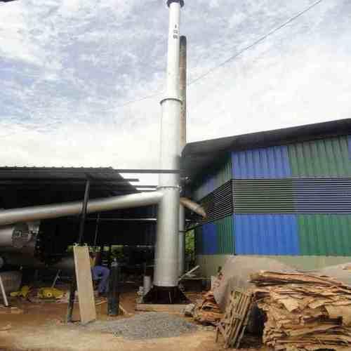 Industrial Boiler Chimney