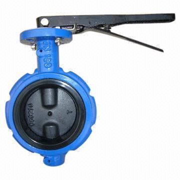 Industrial Butterfly Valves With Two Shafts Osv Bfv 32