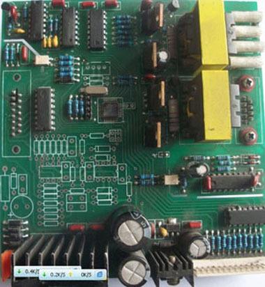 Industrial Cooker Control Board