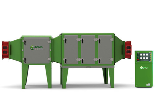 Industrial Dop Oil Purifier For Pvc Production Line