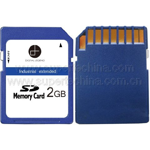 Industrial Extended Temperature Sd Card S1a 1501d
