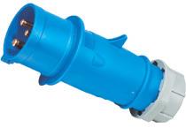 Industrial Plug Socket Qx248