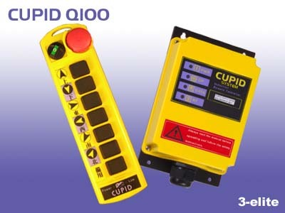 Industrial Radio Remote Control Cupid Q100