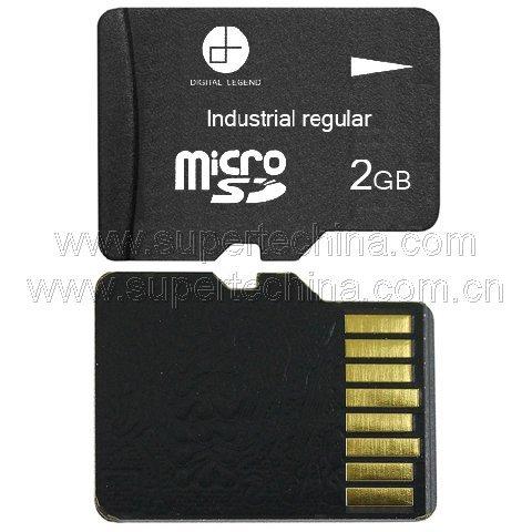 Industrial Regular Micro Sd Card Tf S1a 3001d