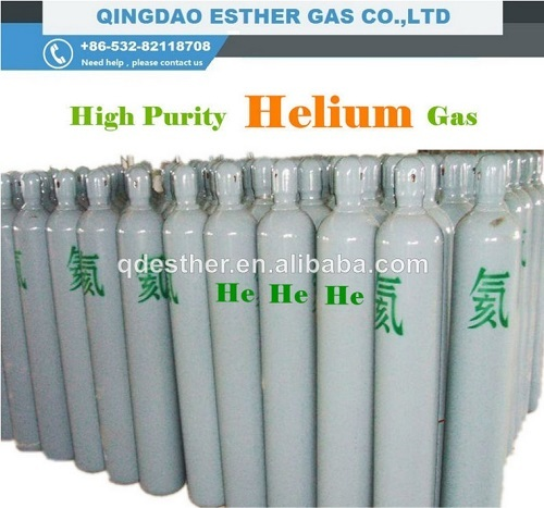 Industrial Use High Purity Helium Gas