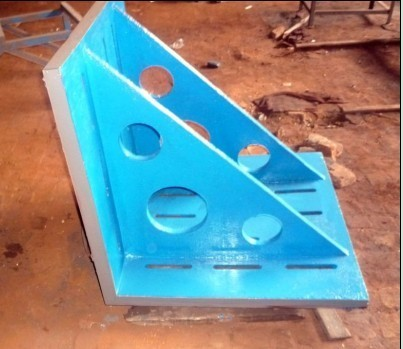 Industrial With T Slotted Cast Iron Angle Plate