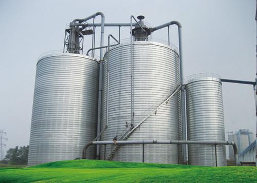 Industry Powder Storage Silo