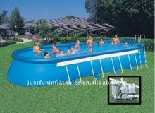 Inflatable Backyard Pool
