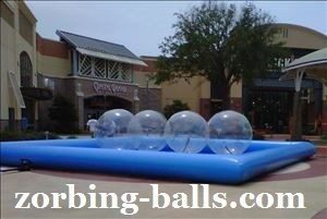 Inflatable Pool Water Ball Swimming