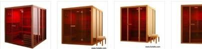 Infrared Cabin Sauna Stove