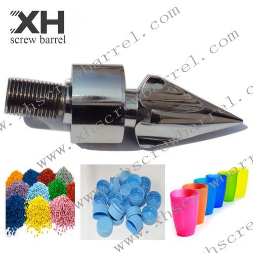 Injection Screw Tip Assembly