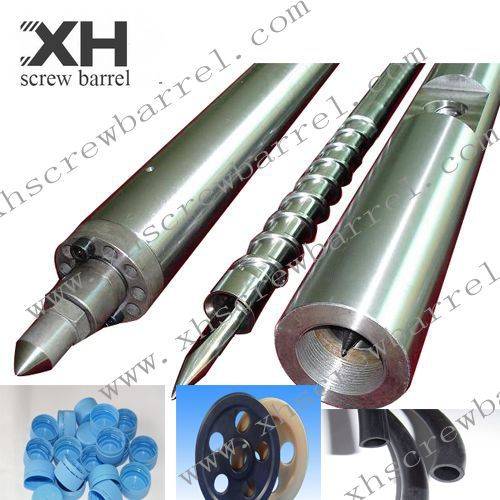 Injection Screws And Barrels For Recycling Machine