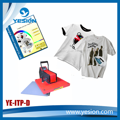Inkjet Heat Transfer Paper For Light Clothing
