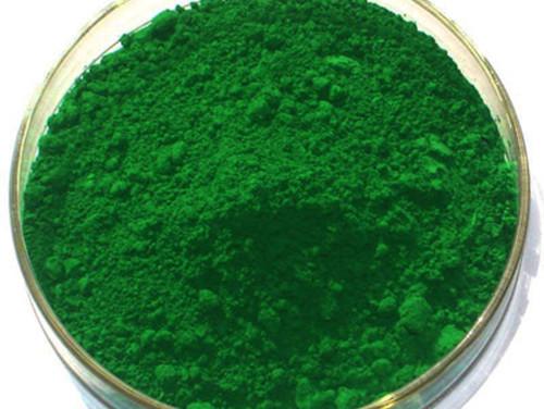 Inorganic Chemicals Chrome Oxide Green